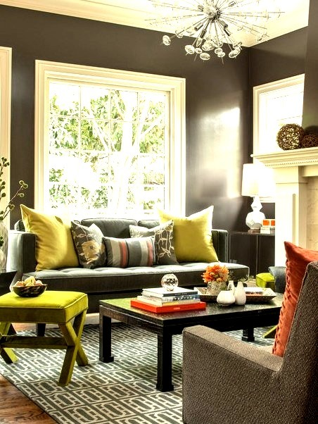 Funky And Fun Living Room
