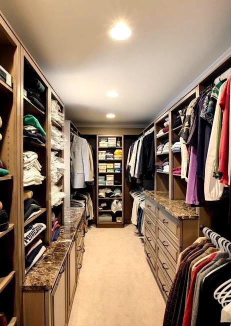 N Barrington Closet