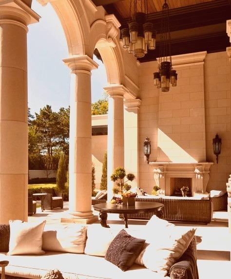 Italiannate Villa